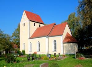 Dewitz, Ev. Martin-Luther-Kirche