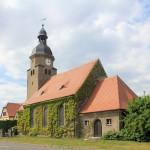 Doberschütz, Ev. Pfarrkirche