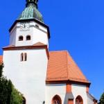 Döben, Ev. Pfarrkirche, Chorturm und Chor