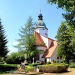 Ev. Pfarrkirche Döben