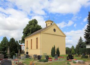 Döbern, Ev. Pfarrkirche