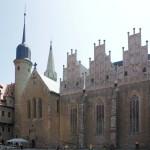 Merseburg, Ev. Dom St. Johannes der Täufer und Laurentius