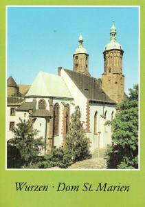 Postkarte, 1980er Jahre