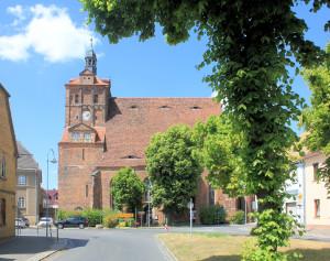 Dommitzsch, Ev. Stadtkirche St. Marien