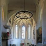 Dommitzsch, Ev. Stadtkirche, Chor