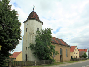 Drebligar, Ev. Pfarrkirche