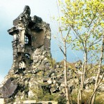 Ruine der Frauenkirche, 1991