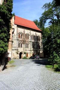 Droyßig, Schlosskapelle