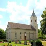 Dürrweitzschen, Ev. Pfarrkirche