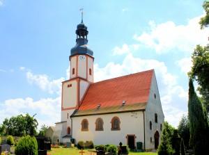 Ebersbach, Ev. Pfarrkirche