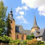 Ebersdorf, Ev. Pfarrkirche (Stiftskirche)