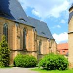 Chemnitz-Ebersdorf, Pfarrkirche (Stiftskirche), Chor