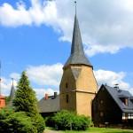 Chemnitz-Ebersdorf, Pfarrkirche (Stiftskirche), Torturm