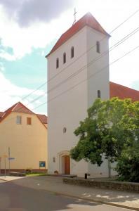 Eilenburg, Kath. Kirche