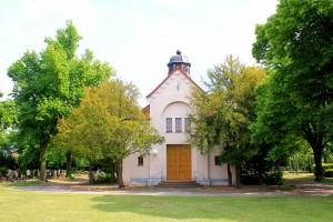 Eilenburg-Ost, Friedhofskapelle