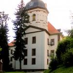 Eisenberg, Schlosskapelle St. Trinitatis