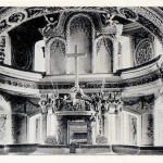 Schlosskapelle Eisenberg, Postkarte vor 1945