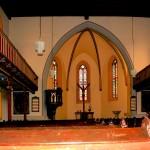 Eisenberg, Ev. Peterskirche, Chor