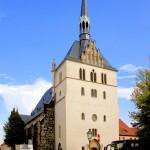 Eisenberg, Ev. Peterskirche, Turm