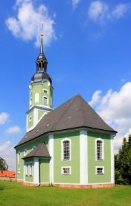 Elbisbach, Ev. Pfarrkirche