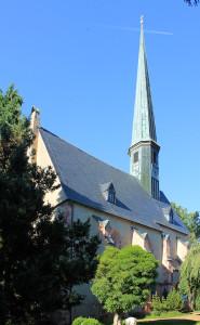 Erlau, Ev. St. Laurentiuskirche