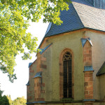 Erlau, Ev. St. Laurentiuskirche, Chor