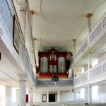 Erlbach, Ev. Pfarrkirche, Orgel