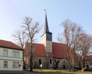 Ermsleben, Ev. Stadtkirche St. Sixtus