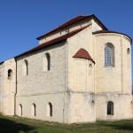 Ermsleben, ehem. Klosterkirche auf der Konradsburg