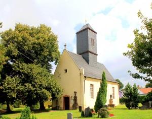 Espenhain, Ev. Pfarrkirche