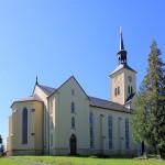 Etzdorf, Ev. Pfarrkirche