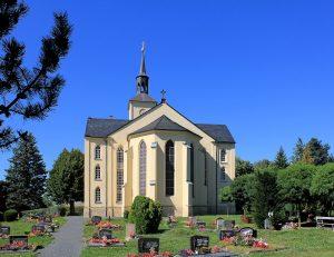 Kirche in Etzdorf, Gemeinde Striegistal