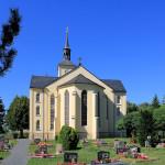 Etzdorf, Ev. Pfarrkirche, Chor