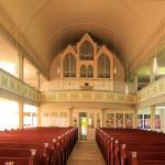 Etzdorf, Ev. Pfarrkirche, Orgel