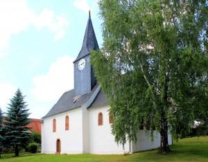 Etzoldshain, Ev. Martinskirche