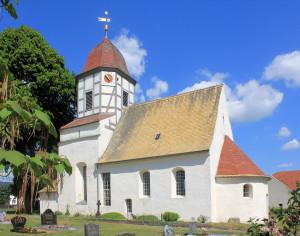 Ev. Pfarrkirche Falkenberg (Gde. Trossin)