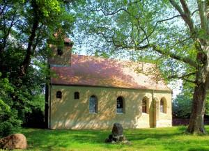 Falkenhain, Ev. Pfarrkirche