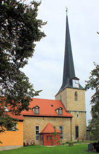 Flemmingen, Ev. Kirche