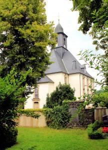 Forchheim, Ev. Pfarrkirche Niederforchheim