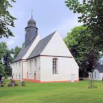 Frankenau, Ev. Pfarrkirche