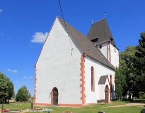 Frankenhain, Ev. Pfarrkirche Oberfrankenhain
