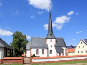Frauendorf, Ev. Pfarrkirche