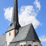 Frauendorf, Ev. Pfarrkirche, Chor