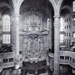 Altar der Frauenkirche, um 1940