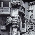 Kanzel der Frauenkirche, um 1940