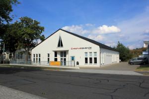 Freiberg, Gebäude der Ev. Christusgemeinde