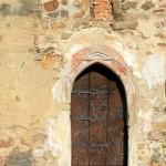 Freiroda, Ev. Pfarrkirche, Portal
