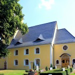 Fremdiswalde, Ev. Pfarrkirche