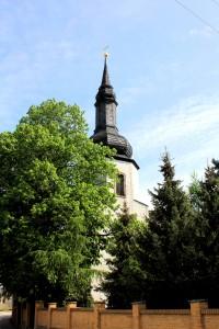 Friedensdorf, Ev. Kirche