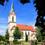 Ev. Pfarrkirche in Fuchshain